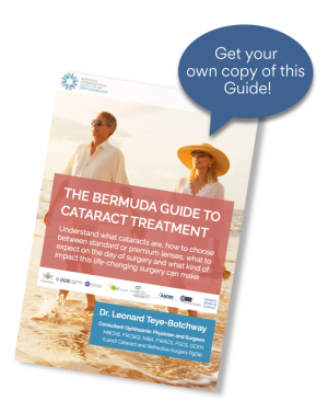 The Bermuda Guide to cataract treatment
